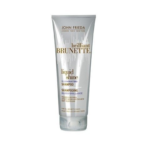 John Frieda Brilliant Brunette Shampoing Gloss Brillance Liquid Shine 250ml pas cher, discount