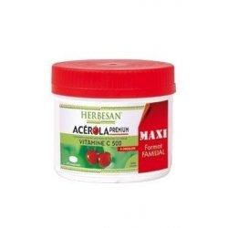 Herbesan Acerola Premium Format Familial x90 comprimés à croquer