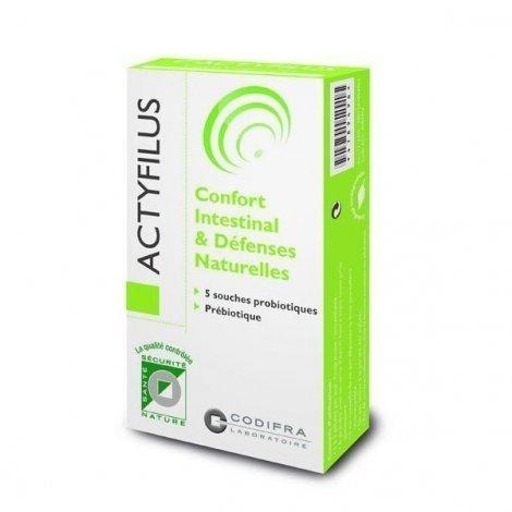 Codifra Actyfilus Confort Intestinal 30 gélules pas cher, discount