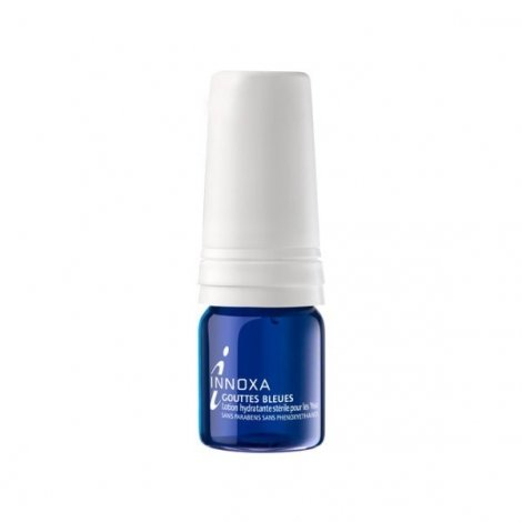 Innoxa Gouttes Bleues Lotion Hydratante Yeux 10 ml pas cher, discount