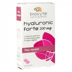Biocyte Hyaluronic Forte 200 mg Peau Repulpée 30 Comprimés