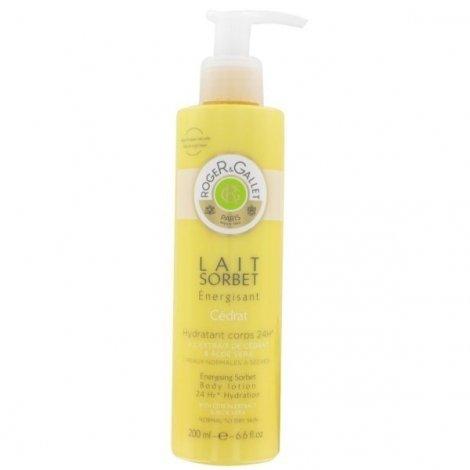 Roger Gallet Cédrat Lait Hydratant Corps Parfumé 200 ml pas cher, discount
