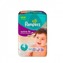 Pampers Progess Active Fit 7-18Kg X22 pas cher, discount