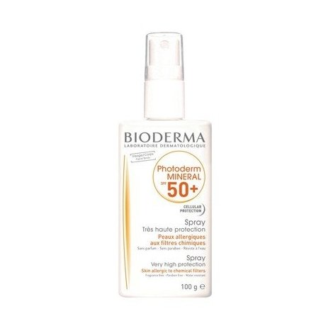 Bioderma Photoderm Mineral SPF50+ 100 g pas cher, discount