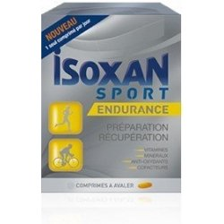Isoxan Sport Endurance Préparation Recuperation 20 Comprimés