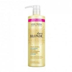 John Frieda Sheer Blonde Shampooing Nutrition Révélateur de Reflets 500 Ml