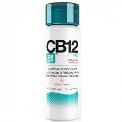 CB12 Action Pour Une Haleine Sûre Effet 12 Heures Menthe Légère 250 ml pas cher, discount