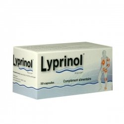 Lyprinol Complément Alimentaire 50 Capsules