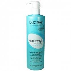 Ducray Keracnyl Gel Moussant Purifiant 400 ml pas cher, discount