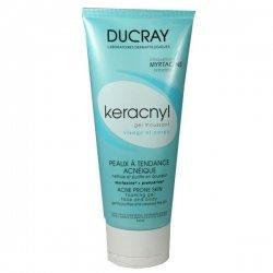 Ducray Keracnyl Gel Moussant Purifiant 200 ml
