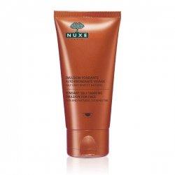 Nuxe Sun Emulsion Fondante Auto-Bronzante Visage Hâle Naturel et Uniforme 50 ml pas cher, discount