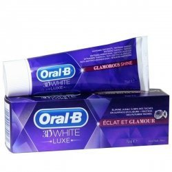 Oral-B 3D White Eclat et Glamour 75 ml