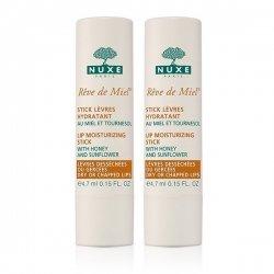 Nuxe Rêve De Miel Stick Lèvres OFFRE SPECIALE 2x 4g pas cher, discount