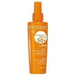 Bioderma Photoderm Bronz Spf 50+ Spray Tres Haute Protection 200 Ml pas cher, discount
