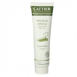 Cattier Masque Argile Verte Menthe 100 ml pas cher, discount