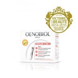 Oenobiol TopSlim 3 en 1 Goût Agrume x14 Sticks