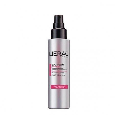 Lierac Body-Slim Drainage Huile Biphasique Drainante Anti-Capitons 100 ml pas cher, discount