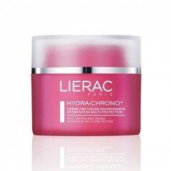 Lierac Hydra-Chrono+ Crème Onctueuse Nourrissante Hydratation Multi-Protection Peaux Sèches 40 ml pas cher, discount