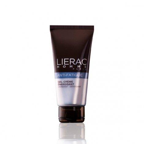 Lierac Homme Anti-Fatigue Gel-Crème Energisant Hydratant Défatiguant 50 ml pas cher, discount