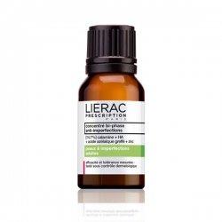 Lierac Prescription Concentré Bi-phase Anti-Imperfections 15 ml  pas cher, discount