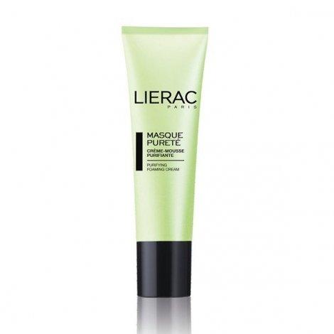 Lierac Masque Pureté Crème-Mousse Purifiante 50 ml pas cher, discount