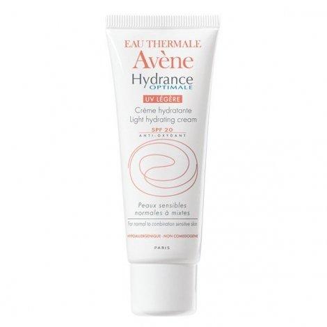 Avène Hydrance Optimale UV Légère SPF20 Crème 40ml pas cher, discount