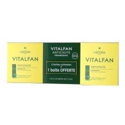 Furterer Vitalfan Antichute Chute de Cheveux Progressive 3x30 Capsules