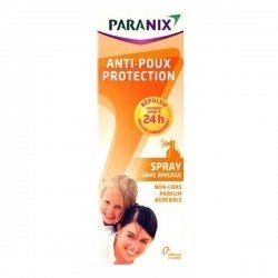 Paranix Anti-poux Protection Spray Répulsif 100ml