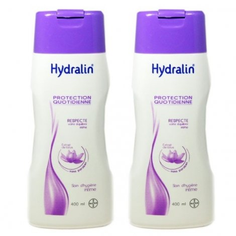 Hydralin Protection Quotidienne 2 x 400ml pas cher, discount