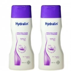 Hydralin Protection Quotidienne 2 x 200 ml pas cher, discount