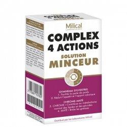 Milical Complex 4 Actions solution Minceur 2 x 24 Comprimés