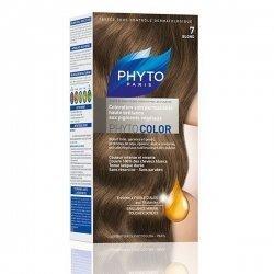 Phytocolor Coloration Permanente Blond 7 pas cher, discount
