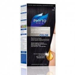 Phytocolor Coloration Permanente Noir 1 pas cher, discount