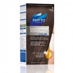 Phytocolor Coloration Permanente Châtain Clair 5 pas cher, discount