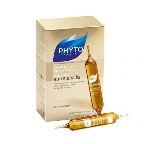Phyto Huile D'Ales x5 Ampoules de 10 ml pas cher, discount