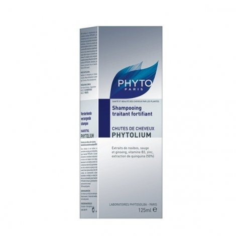 Phyto PhytoLium Shampooing Traitant Fortifiant 125 ml pas cher, discount
