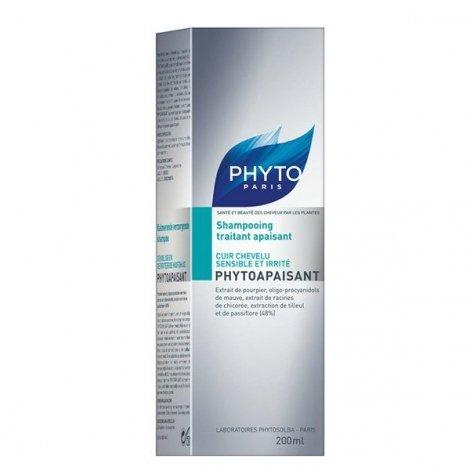 Phyto Phytoapaisant Shampooing Traitant Apaisant 200 ml pas cher, discount