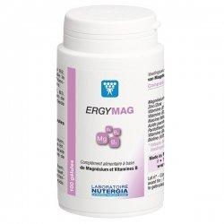 Nutergia Ergymag Magnésium et Vitamines B 100 Gélules pas cher, discount