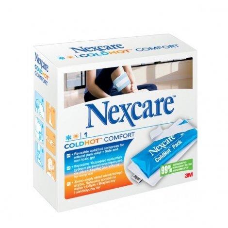 Nexcare ColdHot Classic Comfort Coussin Thermique Réutilisable 11x26 cm pas cher, discount