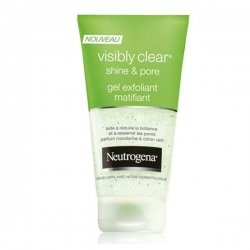 Neutrogena Visibly Clear Gel Exfoliant Matifiant 150 ml