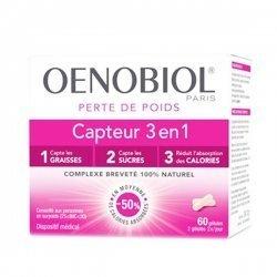 Oenobiol Capteur 3 en 1 x60 Gélules pas cher, discount