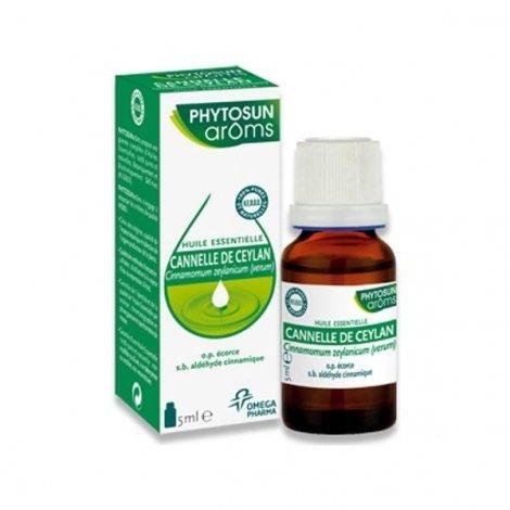 Phytosun Aroms Huile Essentielle Cannelle de Ceylan 5 ml pas cher, discount