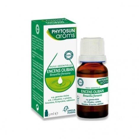 Phytosun Aroms Huile Essentielle Encens Oliban 5 ml pas cher, discount