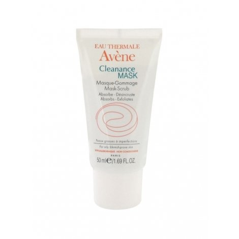 Avène Cleanance Mask Masque Gommage 50ml pas cher, discount