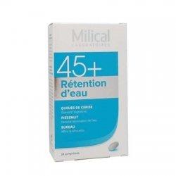 Milical 45+ Rétention d'Eau 28 comprimés  pas cher, discount