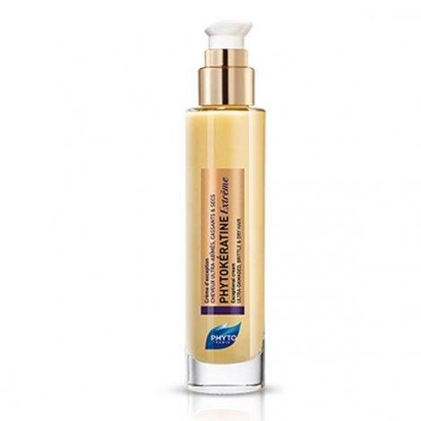Phyto Phytokératine Extrême Crème d'Exception Cheveux Ultra-Abîmés Cassant et Secs 100 ml pas cher, discount
