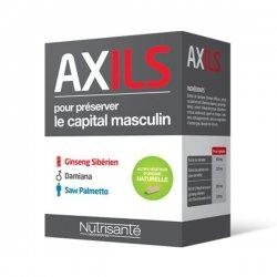 Nutrisante  AXILS Préserver le Capital Masculin 60 Gelules pas cher, discount