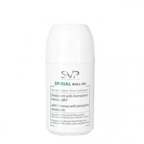 Svr Spirial Bille Sudo-Regulateur Intense Anti-Transpirant 48H Deodorant 50 Ml pas cher, discount