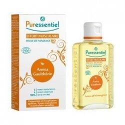 Puressentiel Effort Musculaire : Huile de Massage Bio 200 ml