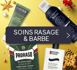 soins rasage & barbe